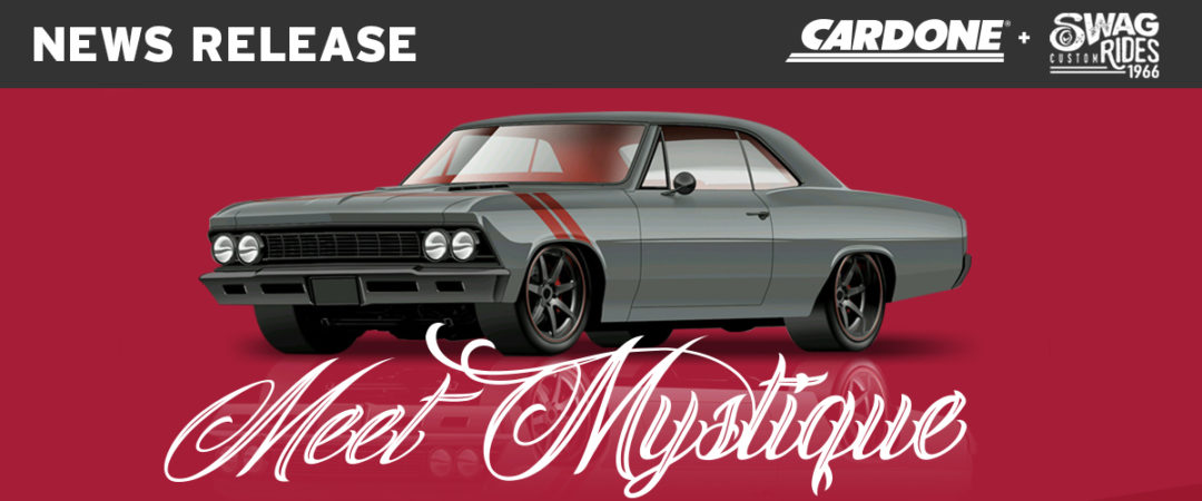Meet 'Mystique' for Chance to Win '66 Chevy Chevelle