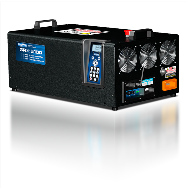 Midtronics field tests GRX-5100 Hybrid/EV Battery Service Tool