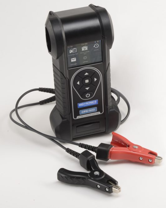 Midtronics Has a New Battery and Electrical System Analyzer