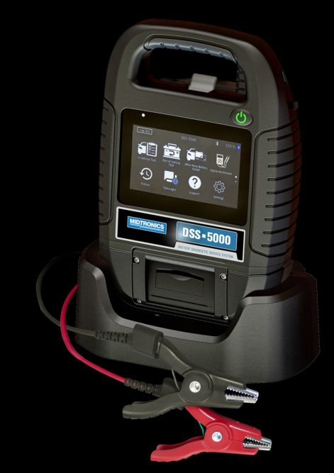 Midtronics Introduces Battery Diagnostic Service System