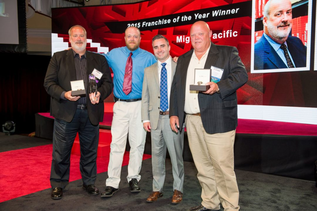 Mighty Pacific Receives Franchise of the Year Honors