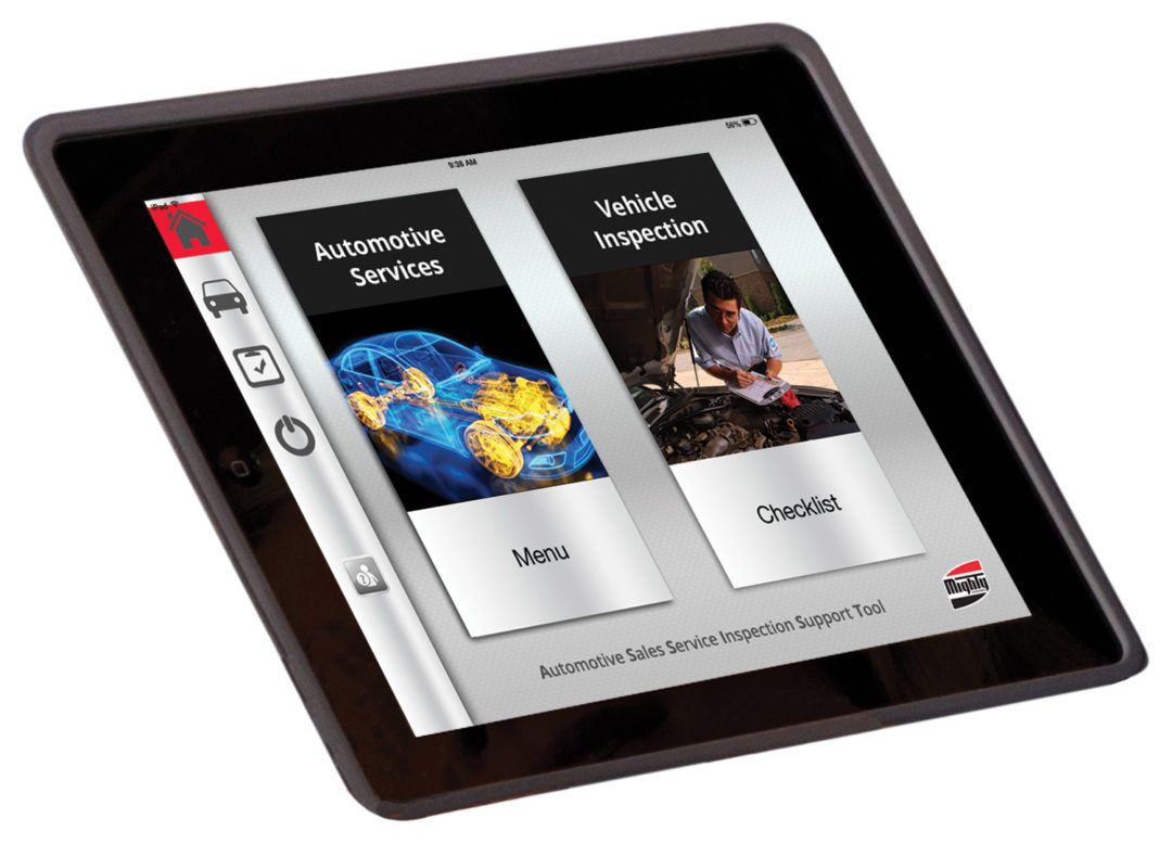 Mighty releases ASSIST tablet app
