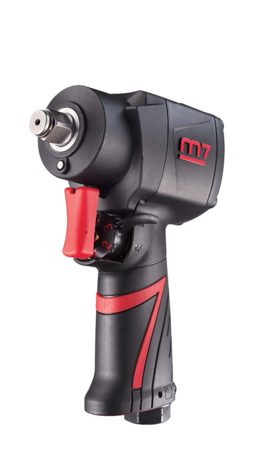 Mighty Seven releases first composite body, twin hammer mini air impact wrench