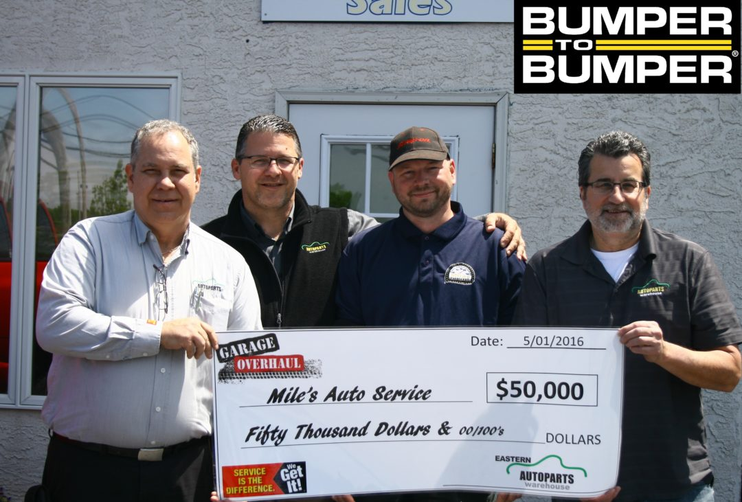 Miles Auto Service Wins a $50,000 Shop Makeover from Alliance