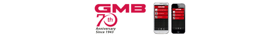 Mobile catalog app from GMB