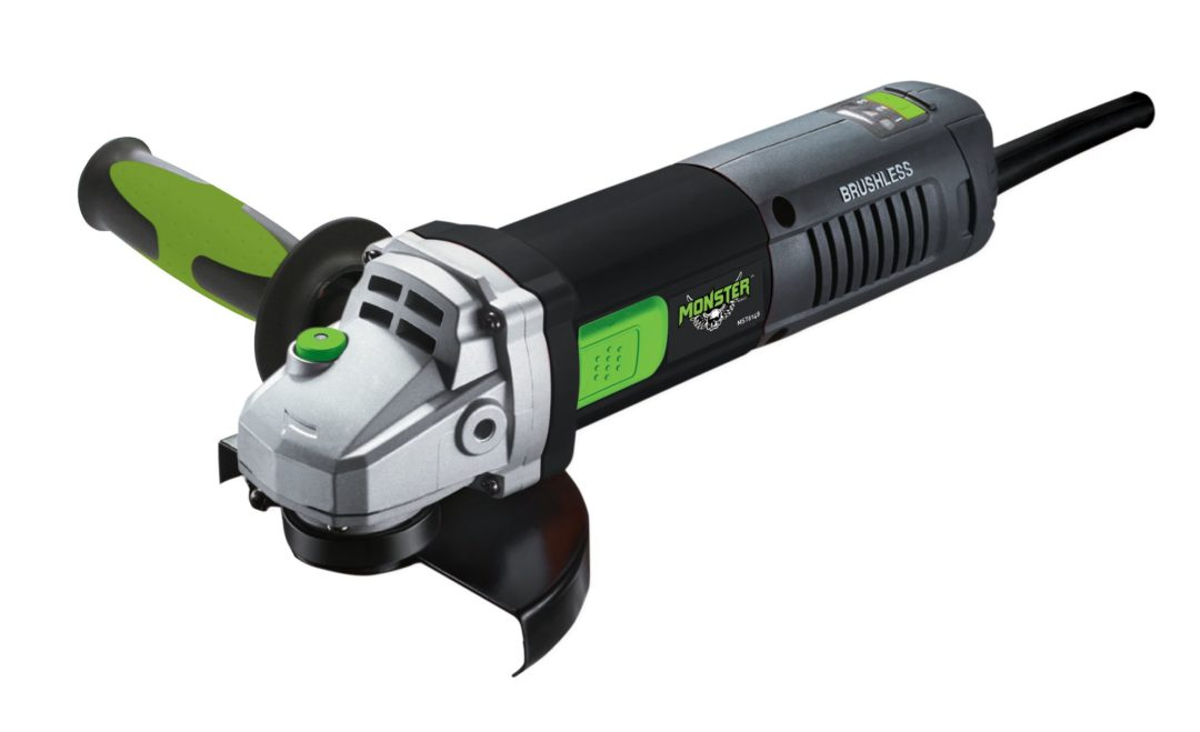 Monster Brand Has Two New Corded Brushless Tools