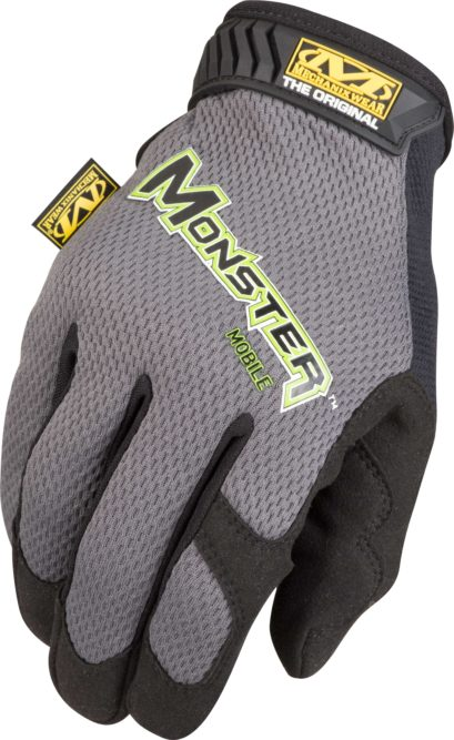 Monster Debuts Professional Technician Gloves