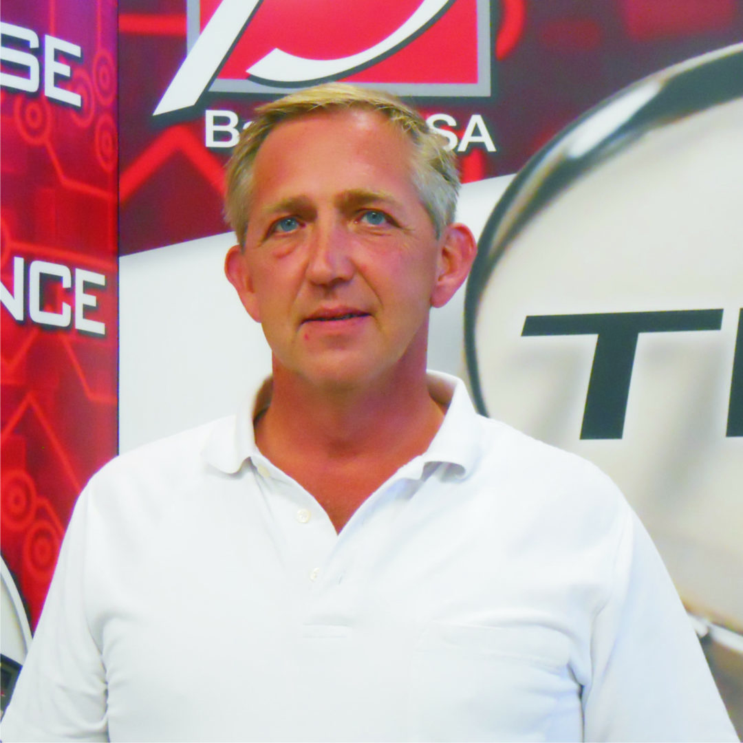 More feet on the ground: Bartec appoints Flanery National Sales Manager