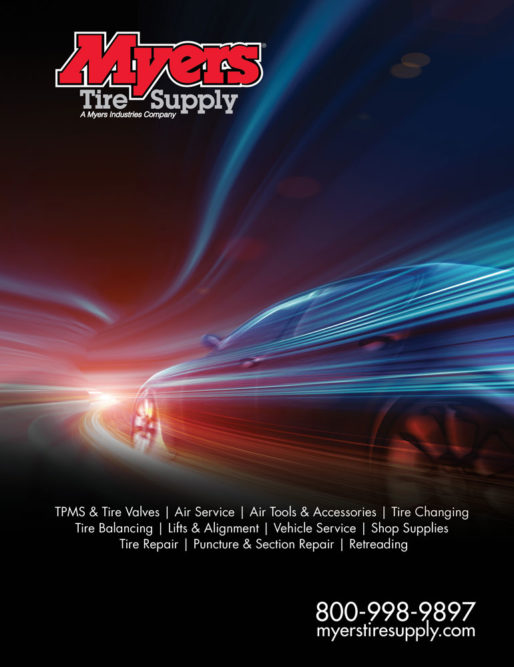 Myers Tire Supply Releases 2018 Catalog