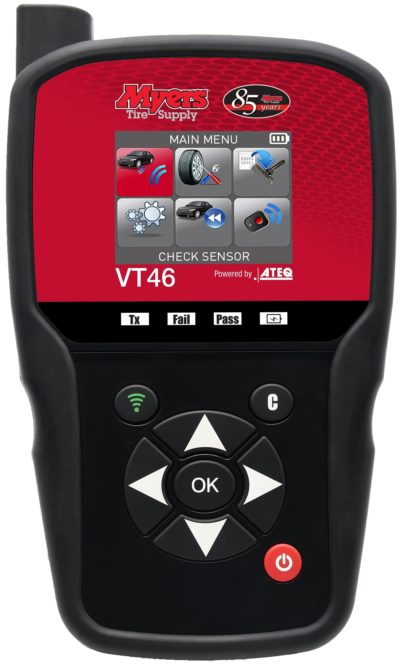 Myers Tire Supply Unveils VT46 TPMS Tool