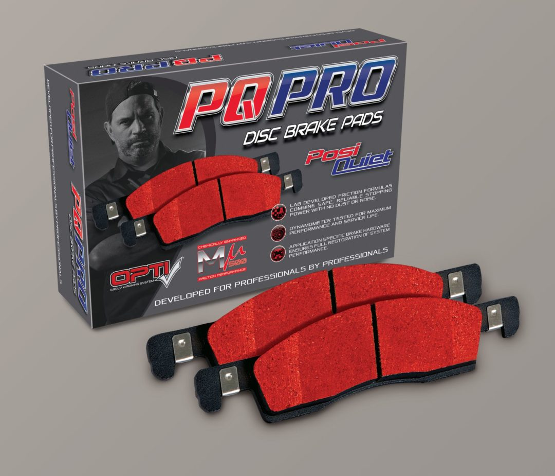 New Brake Pads from Centric Parts Are Designed to Eliminate Noise