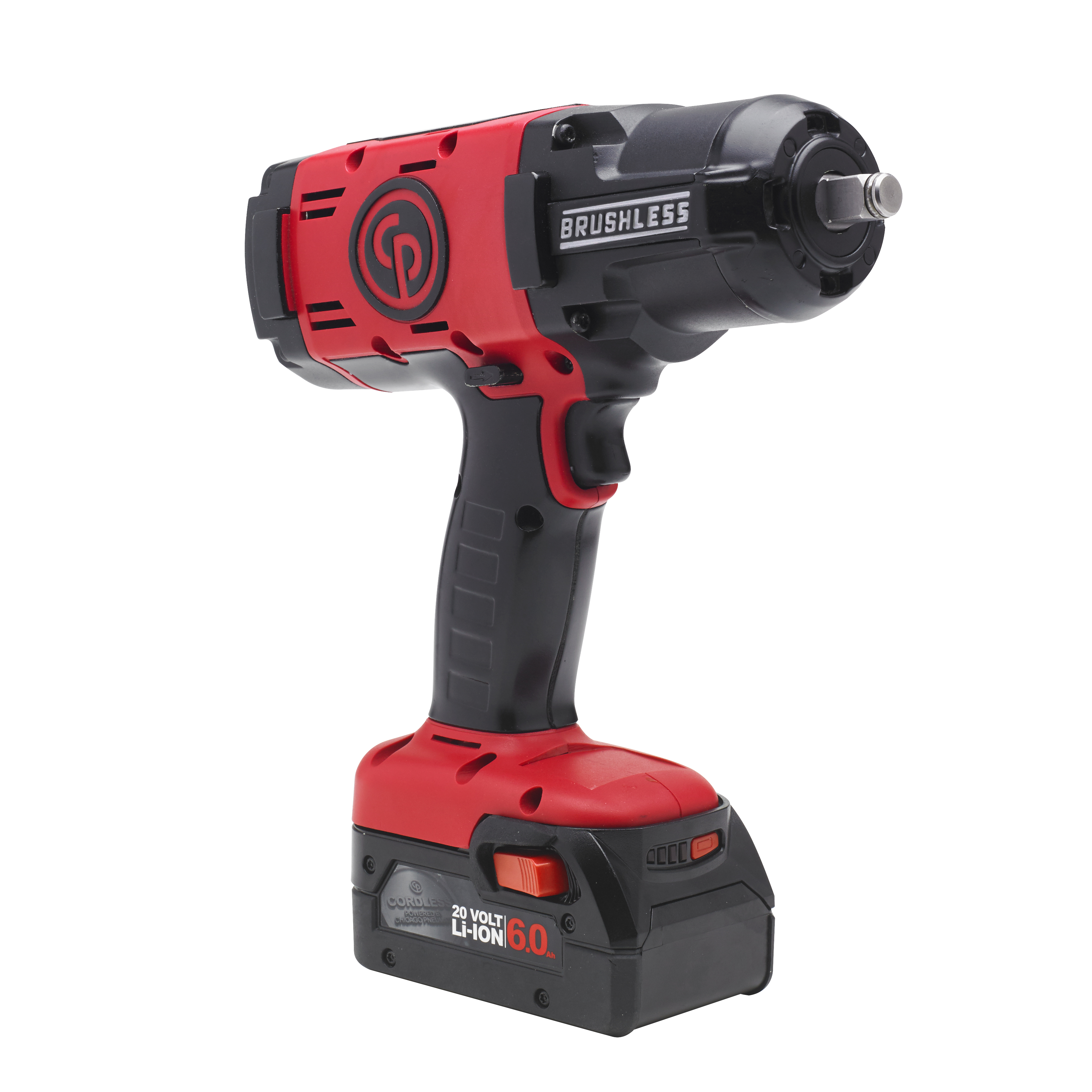 New Chicago Pneumatic Cordless Impact Wrench Has Two Shut-Off Positions