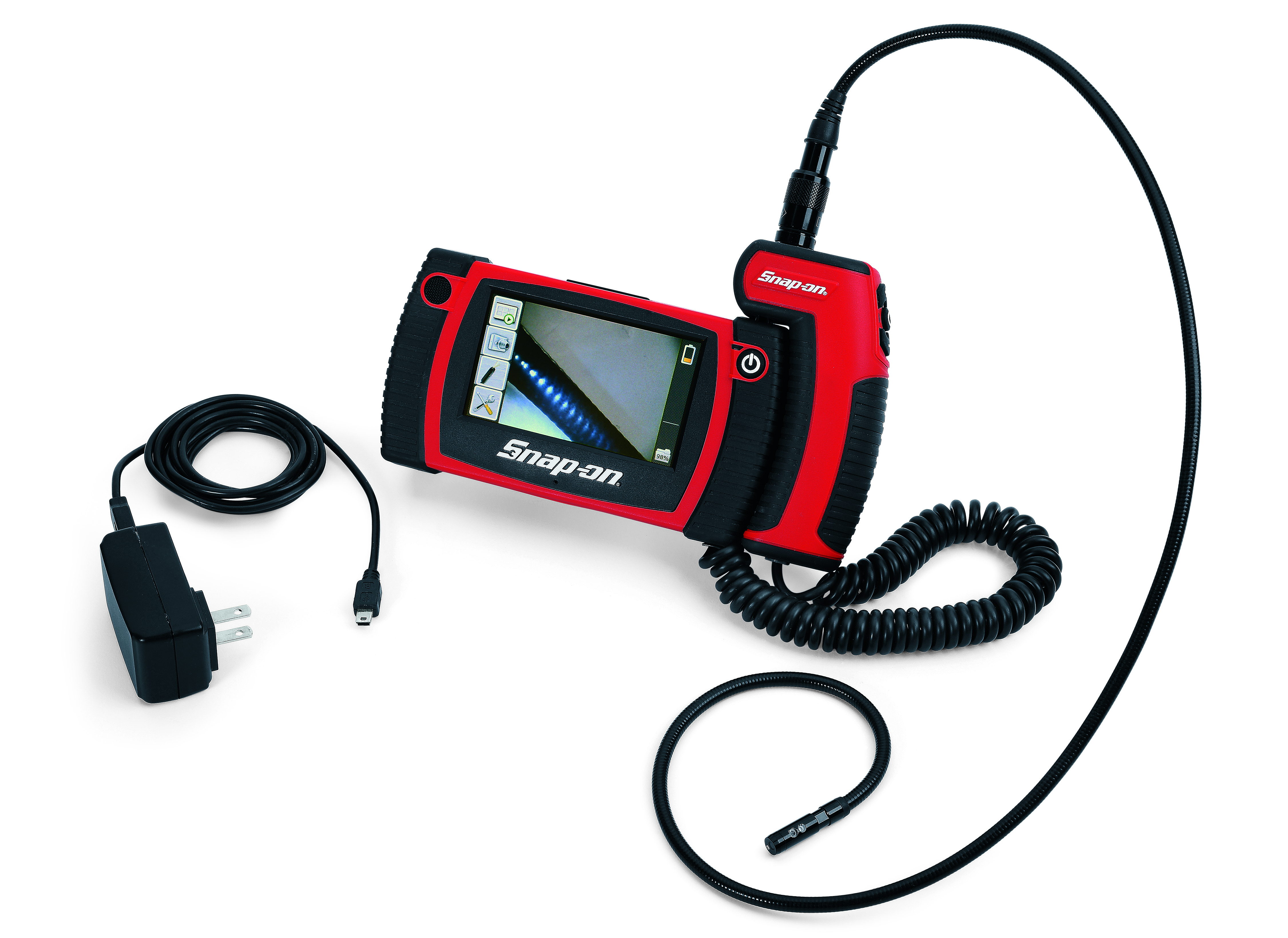 New digital borescope from Snap-on Tools