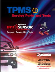 New Dynamic TPMS product line from JohnDow Industries