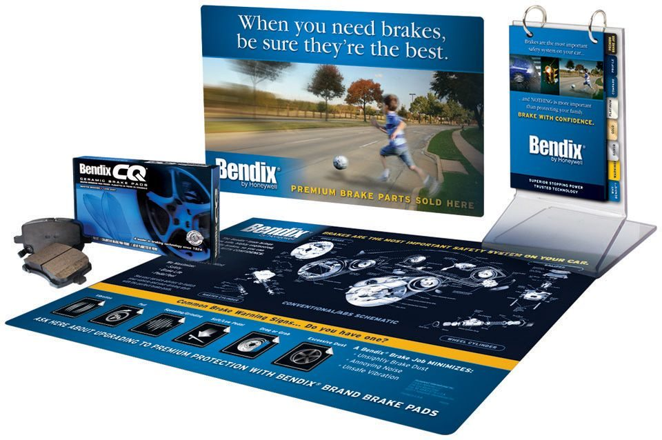 New educational POS material from Bendix