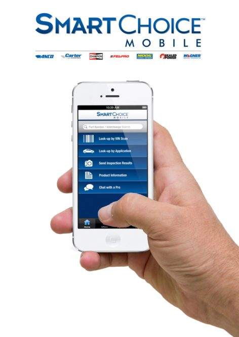 New Federal-Mogul app connects service providers with parts and customers