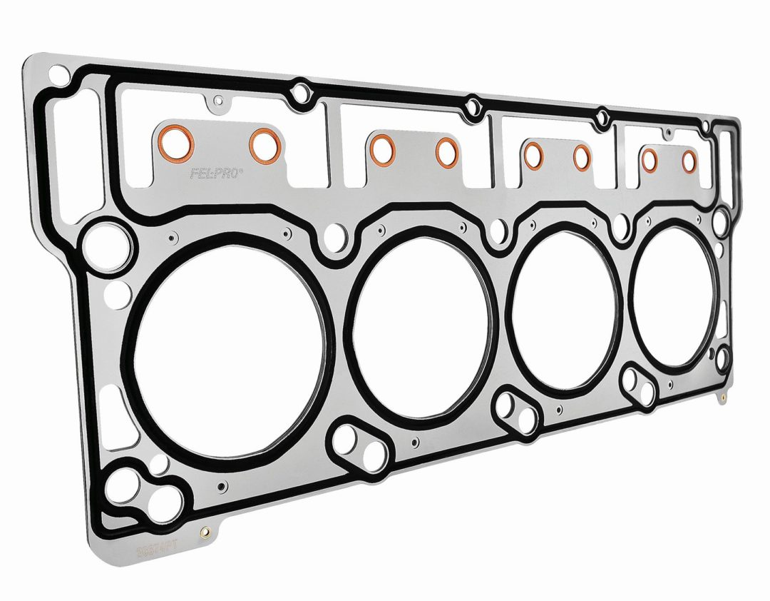 New Fel-Pro gasket addresses sealing issue encountered in 6.0L diesel engines