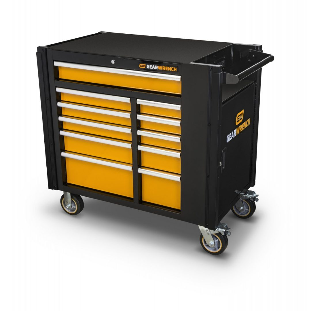 New GearWrench Mobile Work Station Is Customizable