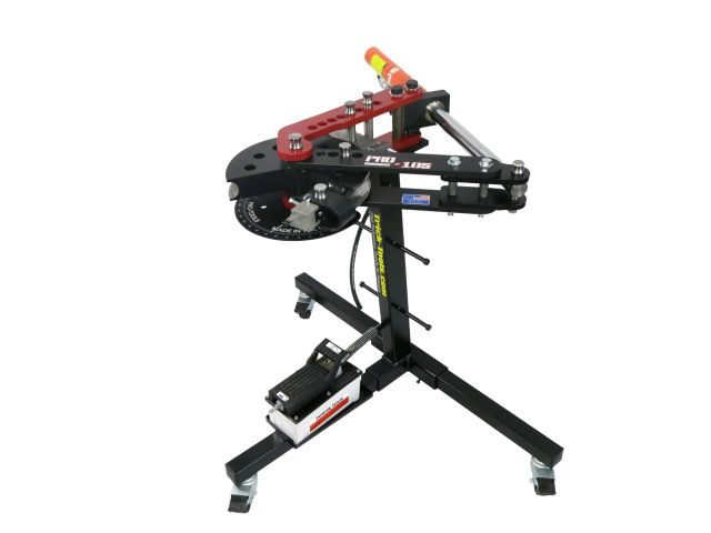 New hydraulic bender kit is portable
