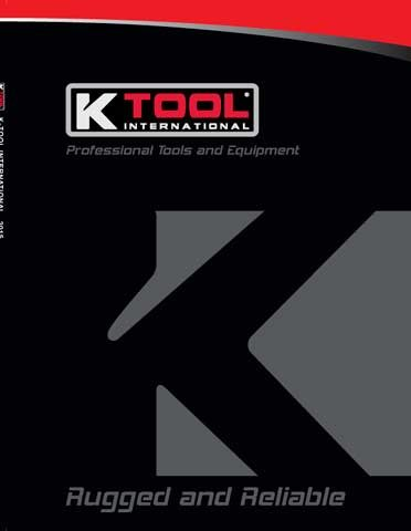 New K-Tool catalog is downloadable