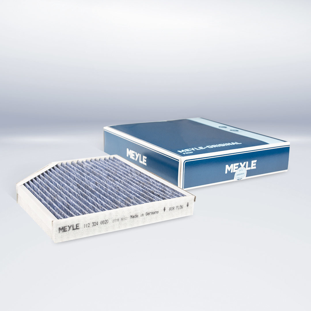 New Meyle Cabin Air Filter Is Designed to Protect Against Bacteria