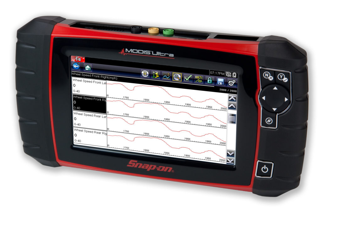 New Modis Ultra diagnostic tool delivers speed