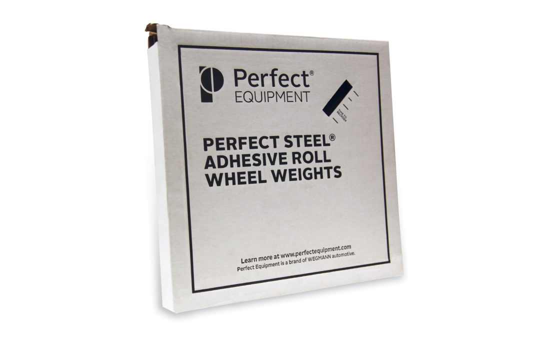 New non-lead weights from Perfect Equipment are available in adhesive rolls
