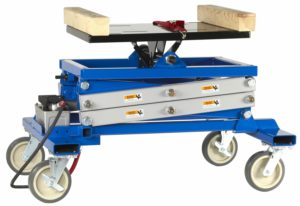 New OTC Powertrain Lift Has 2,500-Pound Capacity