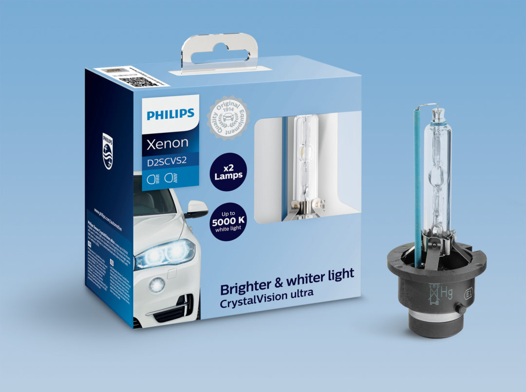 New Philips Xenon CrystalVision Ultra Upgrade Is Available