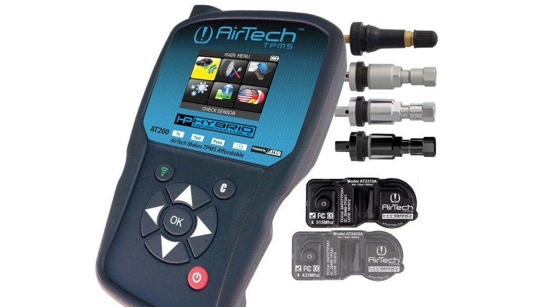 New Programming Tool From AirTech Is Designed to Lower TPMS Costs