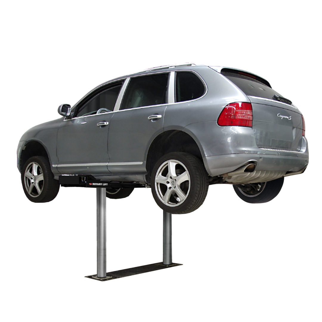 New Rotary Inground Lift Is Designed for Electric Vehicle Service