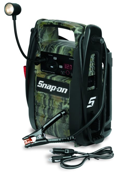 New Snap-on 12-Volt camo Jump Pack