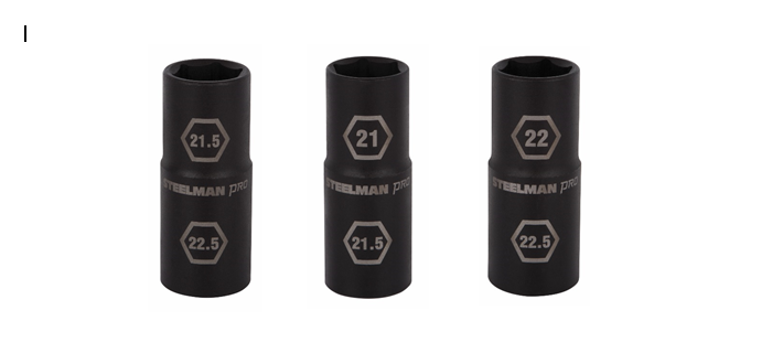 New Steelman Sockets Are Designed for Damaged or Distorted Caps