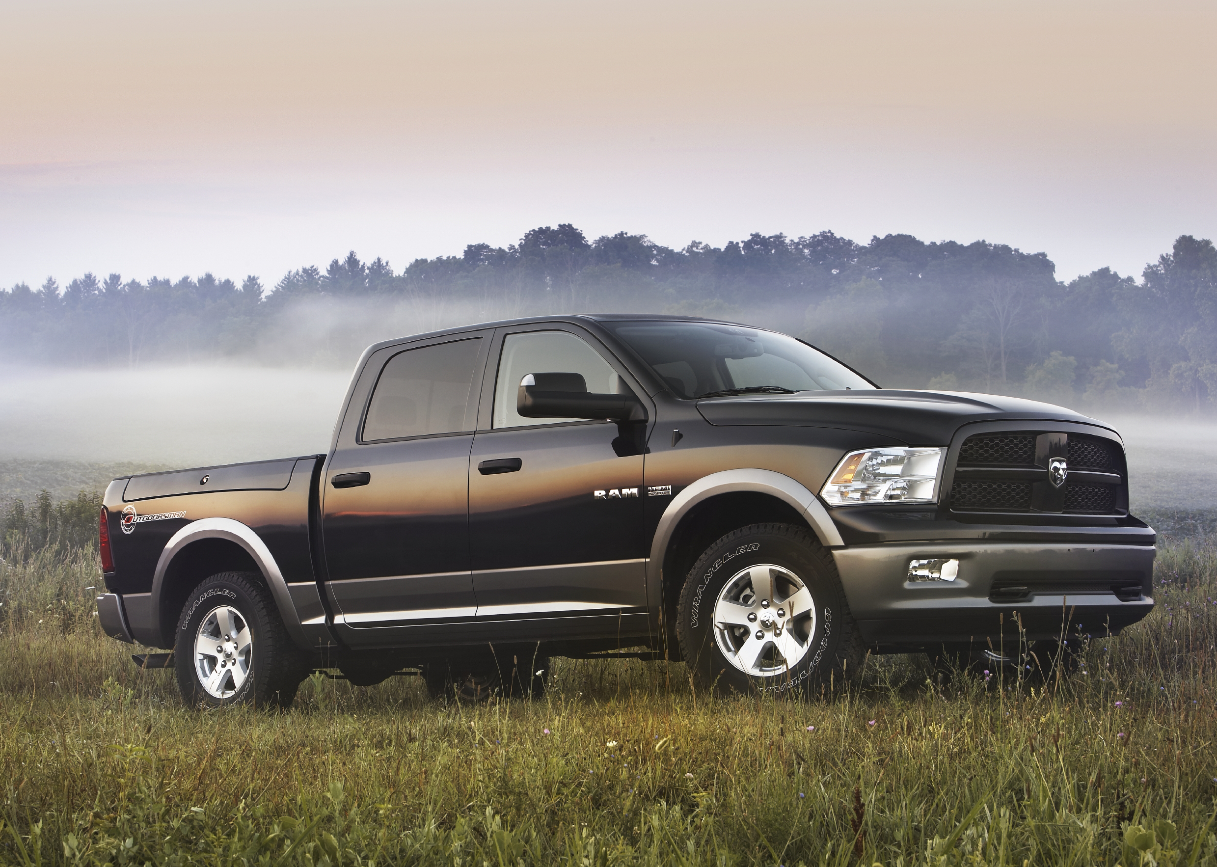 New vehicle review -- 2011 Dodge Ram 1500 Outdoorsman Crew Cab 4X4