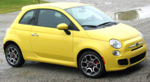 New vehicle review: 2012 Fiat 500