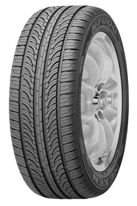 Nexen Unveils the N7000 Plus UHP All-Season Tire