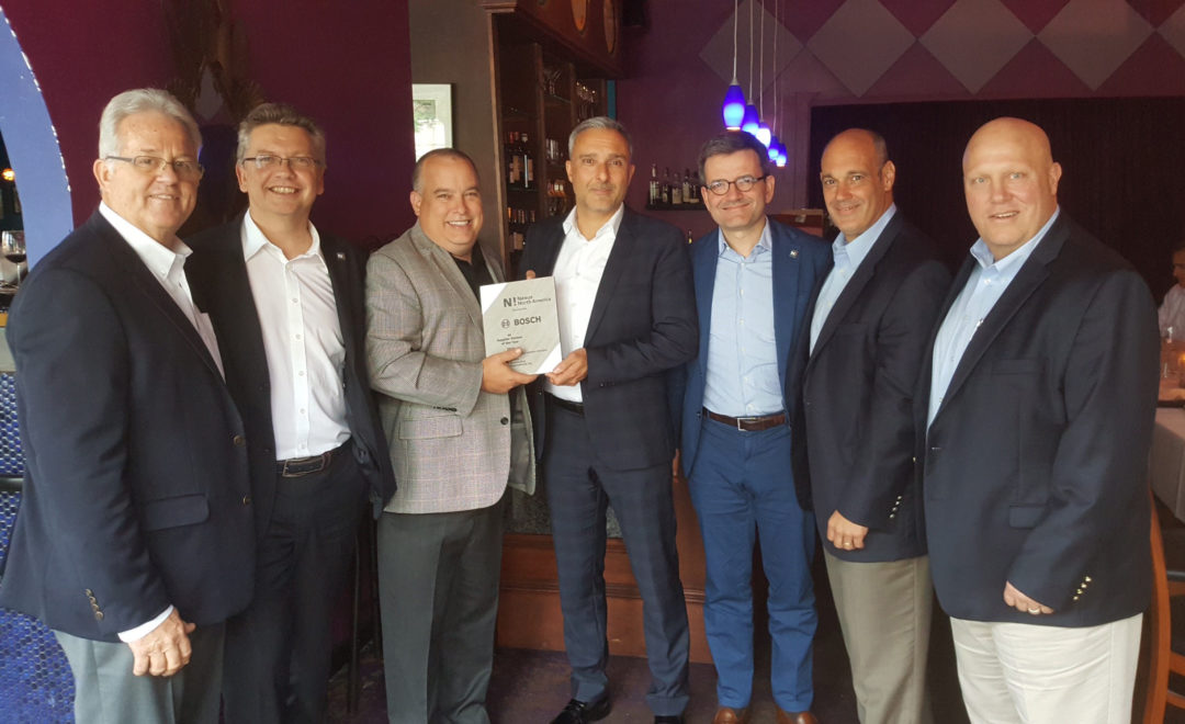 Nexus Recognizes Bosch and WHI Solutions as Key Partners