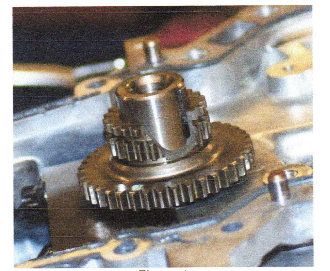 Nissan crank sprocket caution