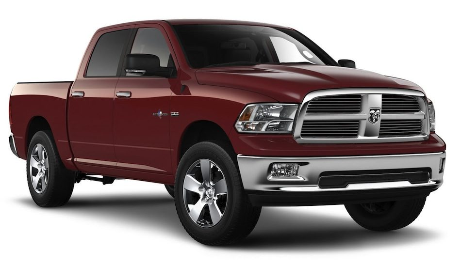 No 4WD in Ram