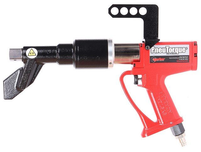 Norbar Offers Pneumatic Wheel Bolting Tool