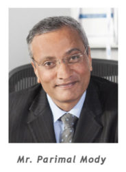 Nucap Appoints Mody to Global VP