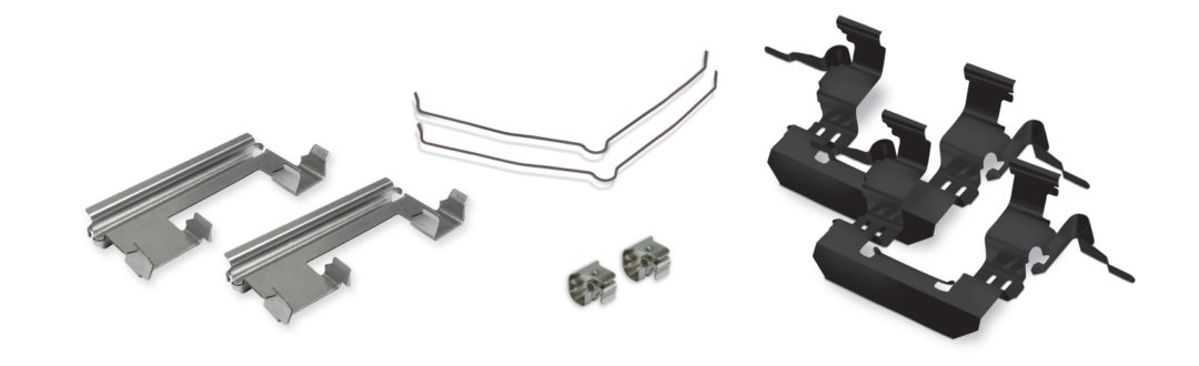 Nucap Offers Brake Caliper Hardware