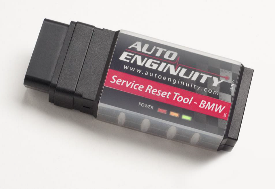 One-touch Service Reset Tool for BMW from AutoEnginuity