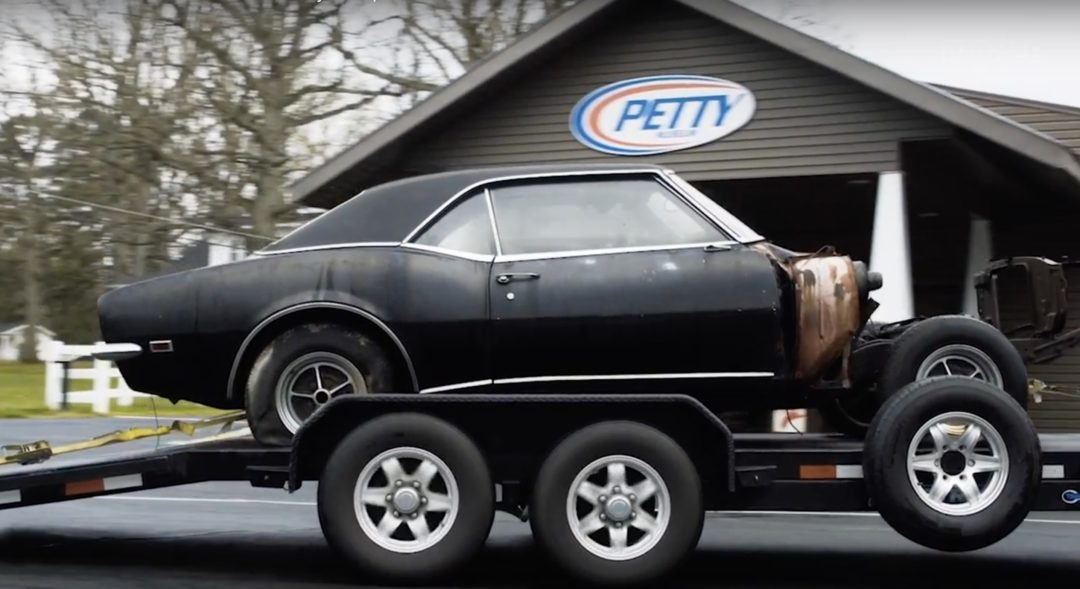 Online Videos Highlight Mahle's Camaro Restoration
