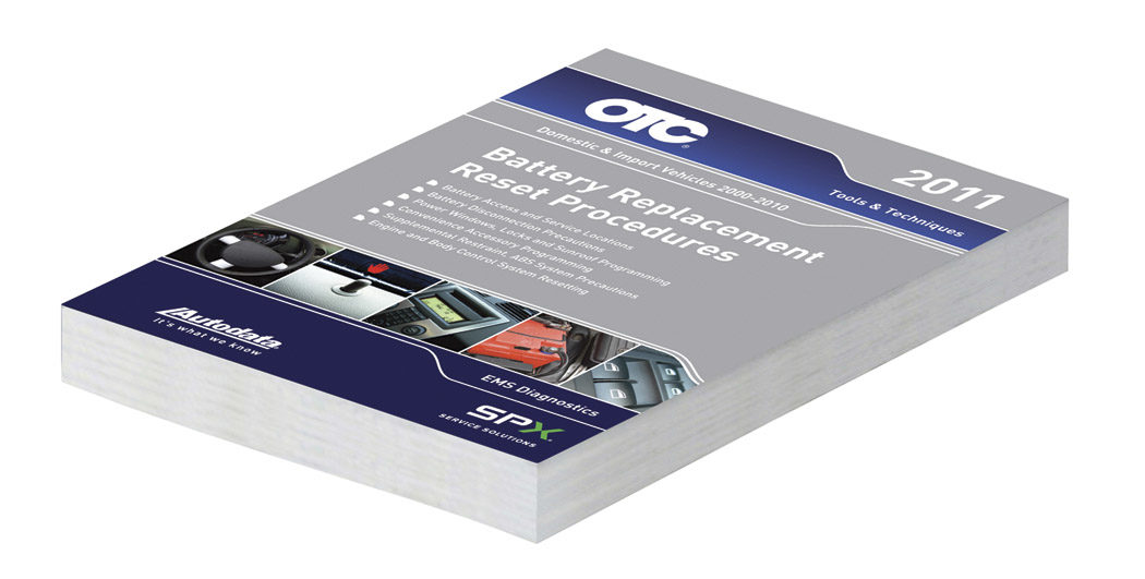 OTC releases battery replacement manual