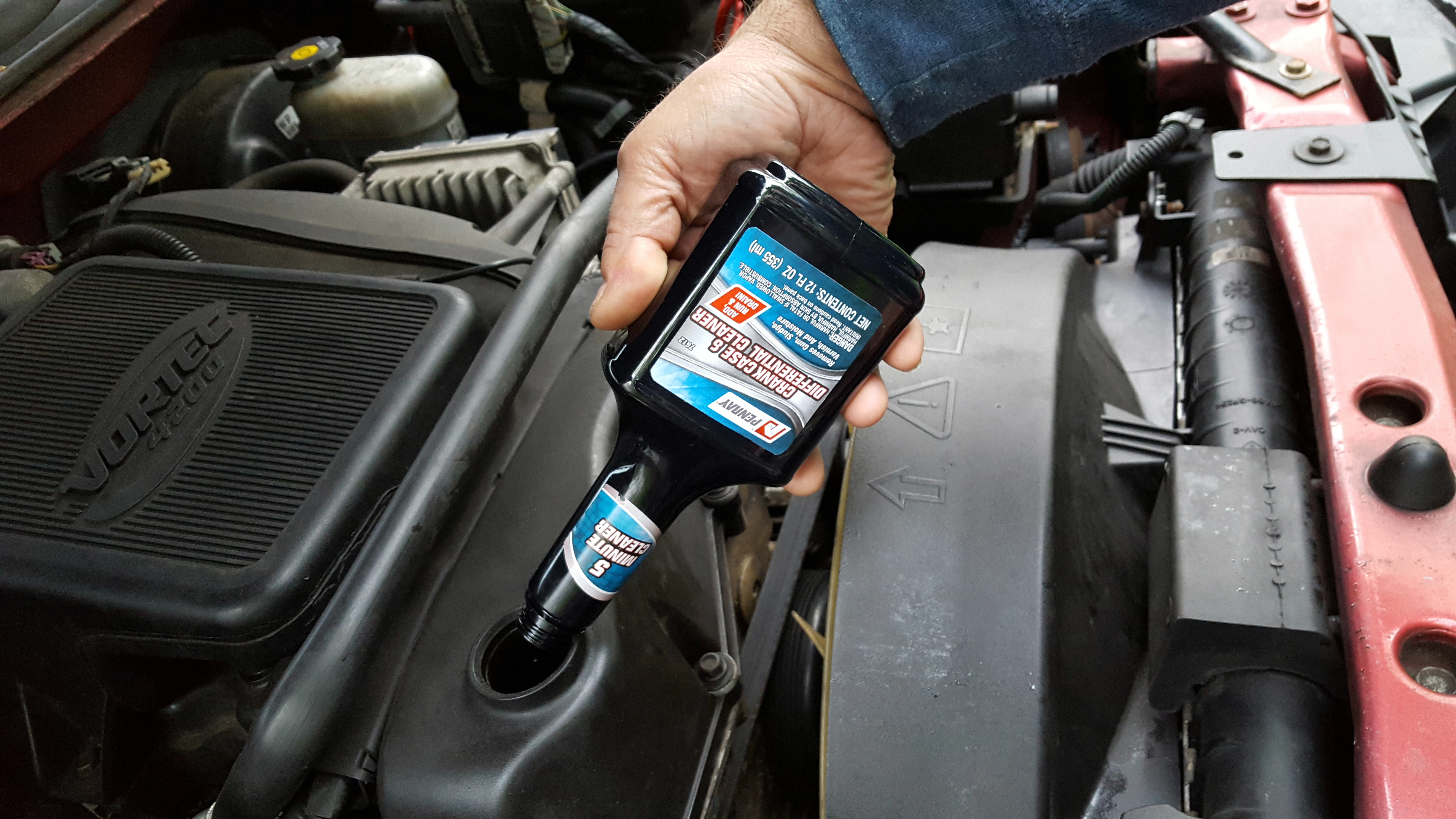 Penray Introduces Crankcase and Differential Cleaner
