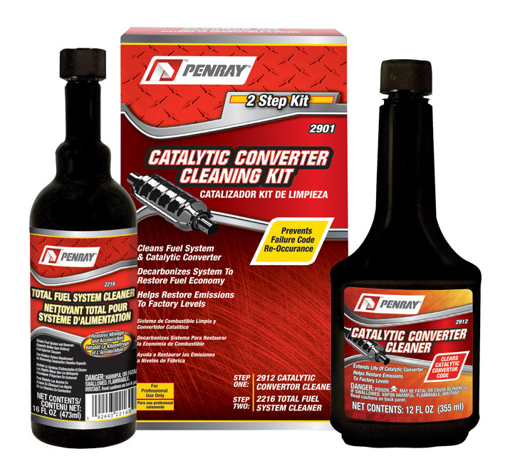 Penray Offers New Catalytic Converter Cleaning Kit