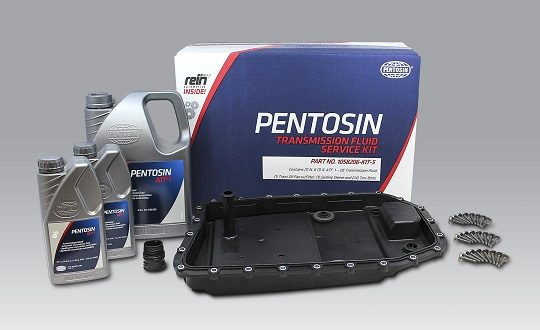 Pentosin Transmission Fluid Service Kits Are Available for European Vehicles