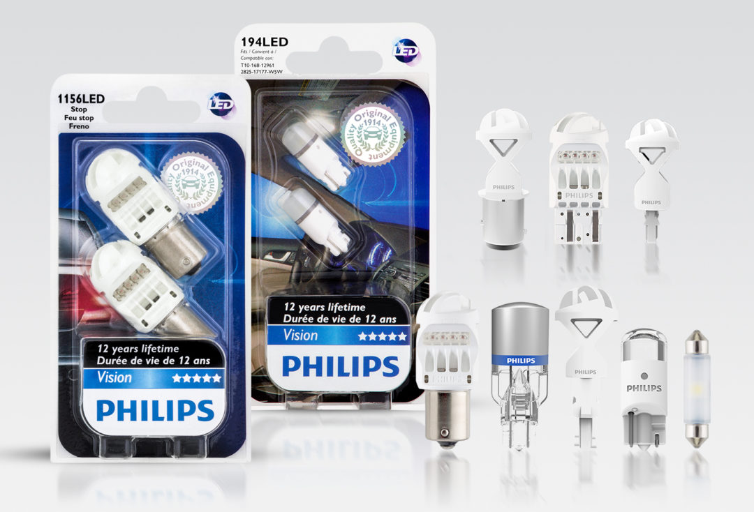 Philips introduces street legal exterior LEDs