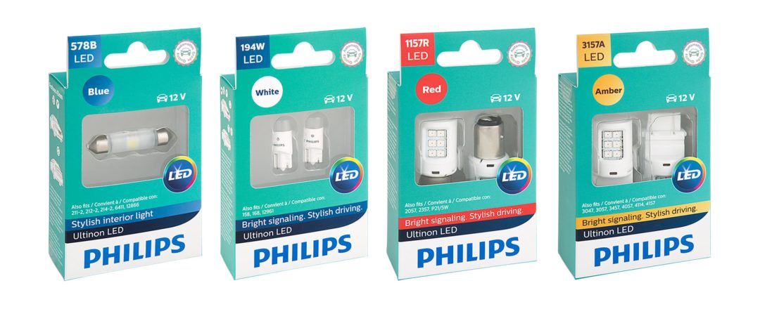 Philips Ultinon LEDs